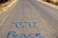 Innerer Frieden am Ende von endlos langen Wegen?