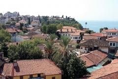 Altstadt von Alanya.
