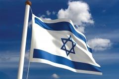CSI-Israel-Flagge
