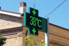 Gnadenlose Hitze...ständig!
