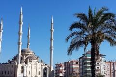 Große Moschee in Manavgat.