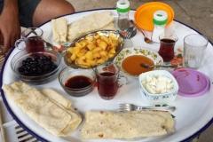 Wunderbares Türkisches Essen.