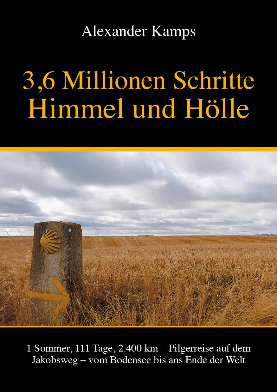 3,6 Millionen Schritte